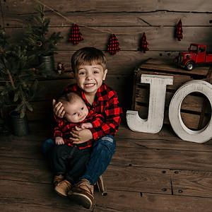 West Christmas Portraits