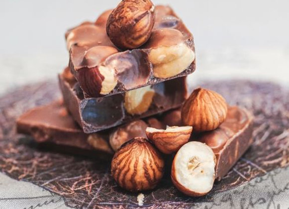 Chocolate Hazelnut Coffee Beans