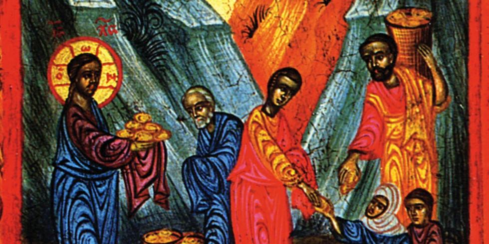 Sunday Morning Eucharist -Ninth Sunday after Pentecost