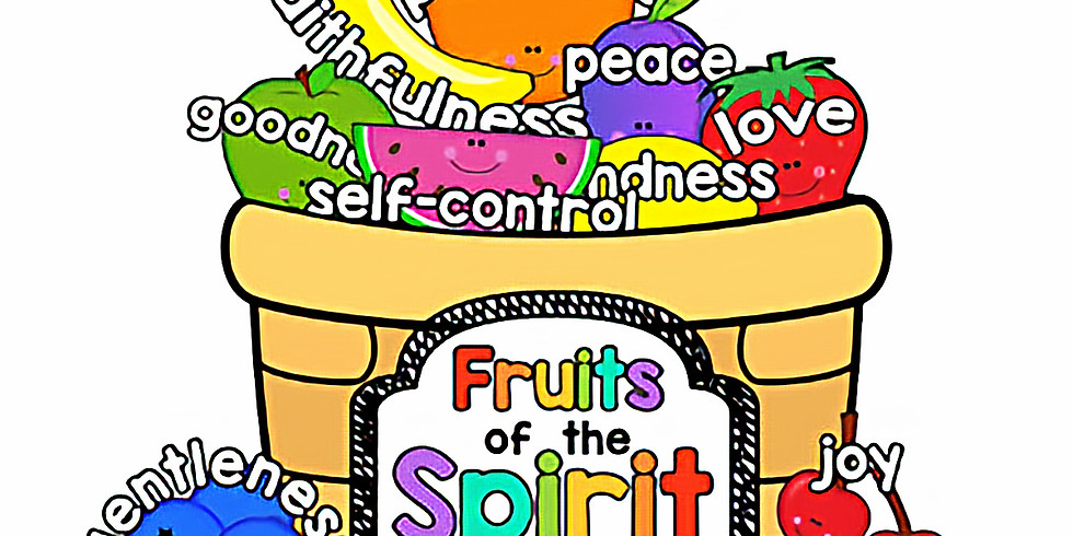 VBS Fruits of the Spirit