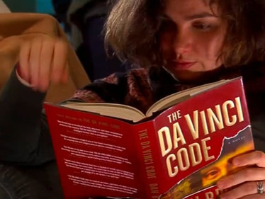 Is It Real? The Da Vinci Code