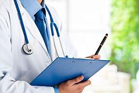 Análisis de registro médico