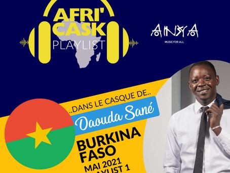 Afri'Cask Burkina Faso : Dans le casque de Daouda Sané