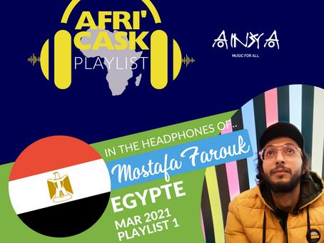 Afri'Cask Egypte : Dans le casque de Mostafa Farouk