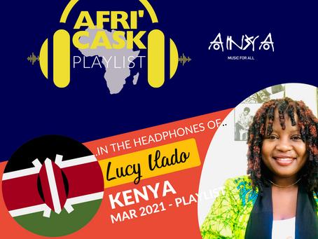 Afri'Cask Kenya : Dans le casque de Lucy Ilado