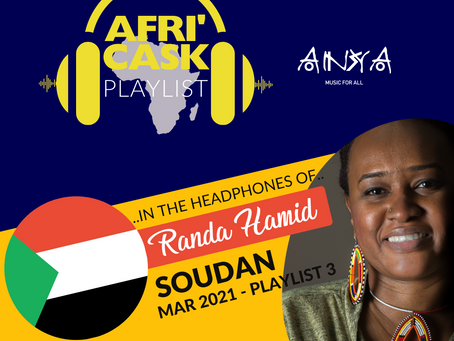 Afri'Cask Soudan : Dans le casque de Randa Hamid