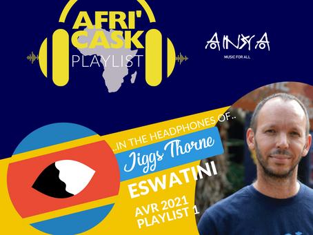 Afri'Cask Eswatini : Dans le casque de Jiggs Thorne