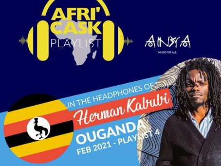 Afri'Cask Ouganda : Dans le casque de Herman Kabubi