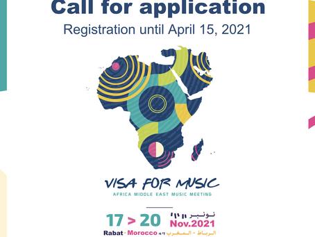 #VFM 2021 - L'appel à candidatures est lancé !