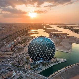 Abu Dhabi Drone