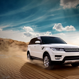Range Rover - Mo2 Film Production Middle East