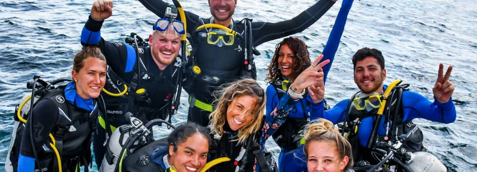Become a Certified Diver Sahl Hasheesh - EXSH