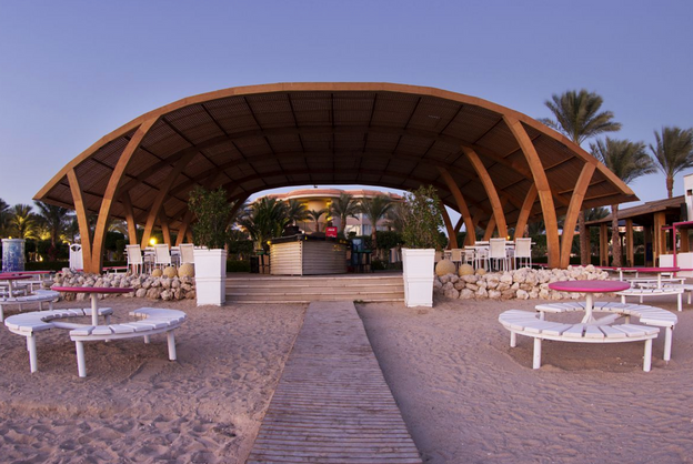 Beach Bar At Sahl Hasheesh