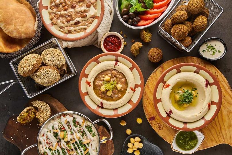 Mo's Kitchen Sahl Hasheesh Egyptian Food