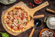 Pizza At Sahl Hasheesh