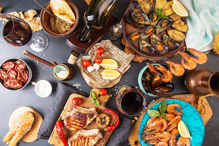 The Offshore Grill Sahl Hasheesh Seaside Seafood