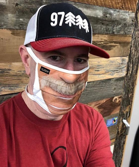 Fully Custom Face Mask - Snapcity.me