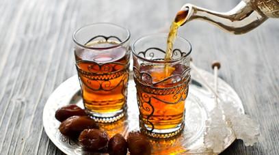 Tea At Sahl Hasheesh