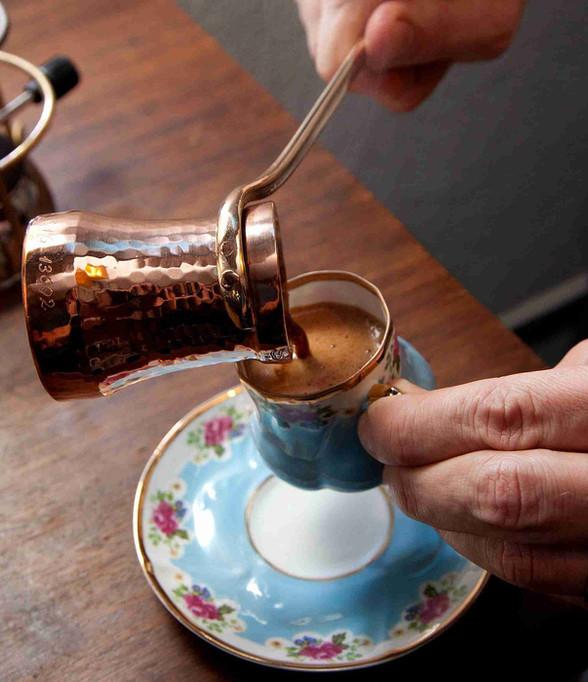 Coffee At Sahl Hasheesh