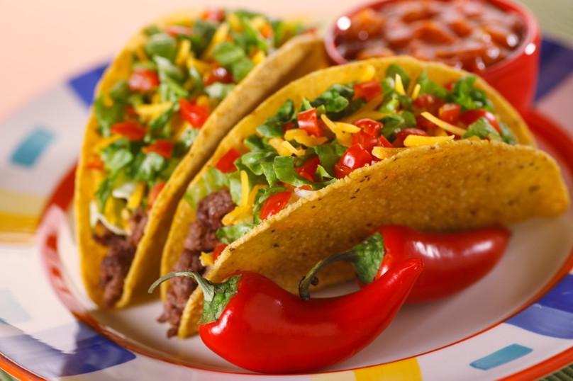 Mexican Food at Sahl Hasheesh