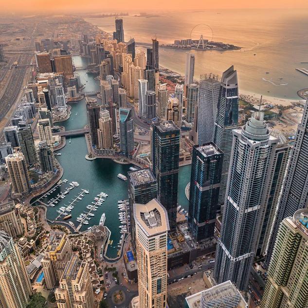 Dubai Drone - Mo2 Film Production Middle East