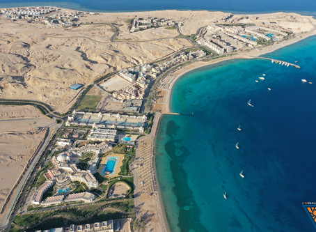 Who is ERC? Learn more about the Master Developer in Sahl Hasheesh