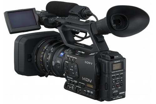 Sony HVR-Z7 High-Definition Live Video Camera