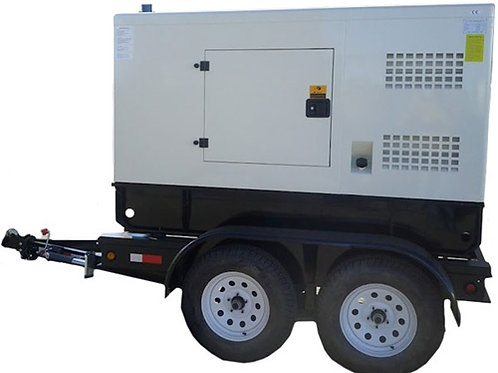 25 kVA 3 Phase Generator
