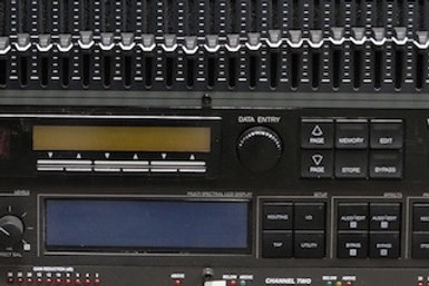 Yamaha SPX 990 Multi-Effects Processor