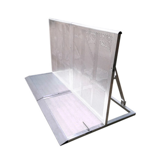 Crowd Control Barrier Heavy-Duty 1m Section