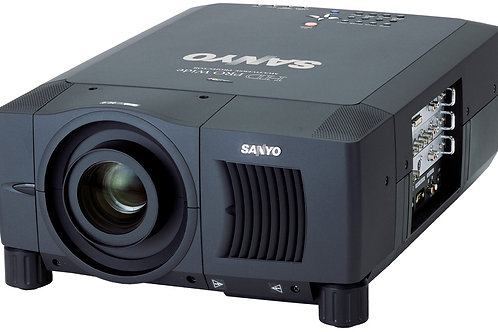 Sanyo PLV WF10 Short Throw Projector