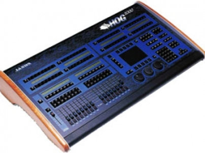 High End Systems Hog 1000 Lighting Console