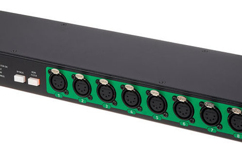 Enttec RDS8 5-Pin 8 Way Dmx/Rdm Splitter