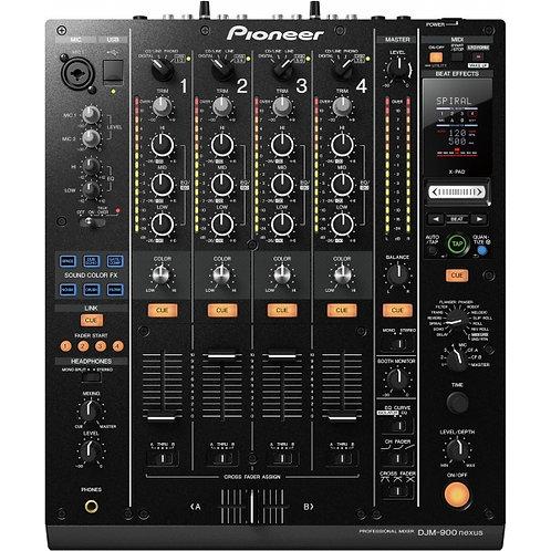 Pioneer DJM 900 Nexus 4ch DJ Mixer