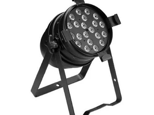Ex18 RGB 18x3w LED Par Can