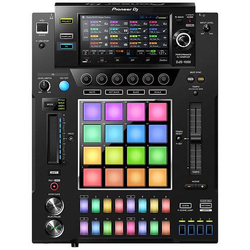 Pioneer DJS 1000 Media Sampler