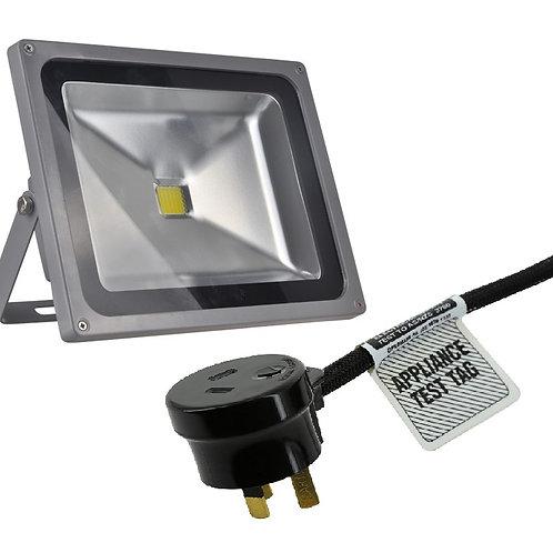 Outdoor 50w QI LED Flood Light