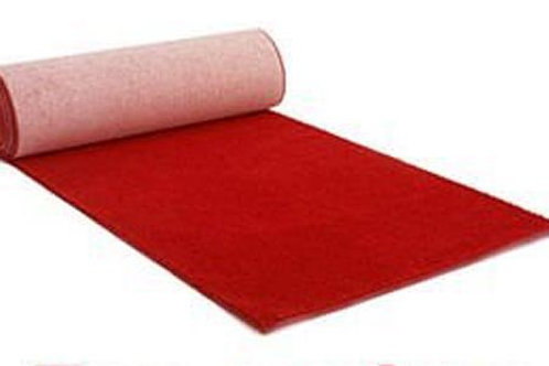 Red Carpet 3m x 1.2m Roll