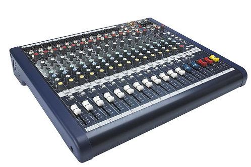 Soundcraft MPM 12 Ch. Analog Mixing Console