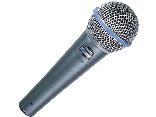 Shure Beta 58 Vocal Mic