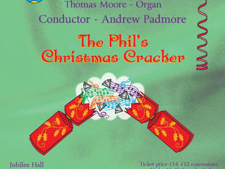 The Phil's Christmas Cracker in Review.