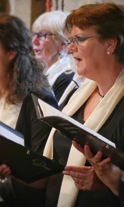 Yorkshire Chamber Choir singers