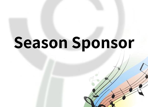 Season Sponsor