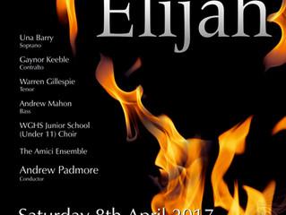 Elijah - a 'sizzling' performance