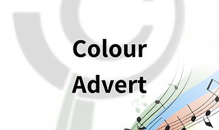 Colour Full Page Advert