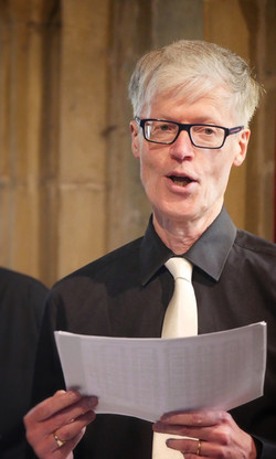 Yorkshire Chamber Choir singer