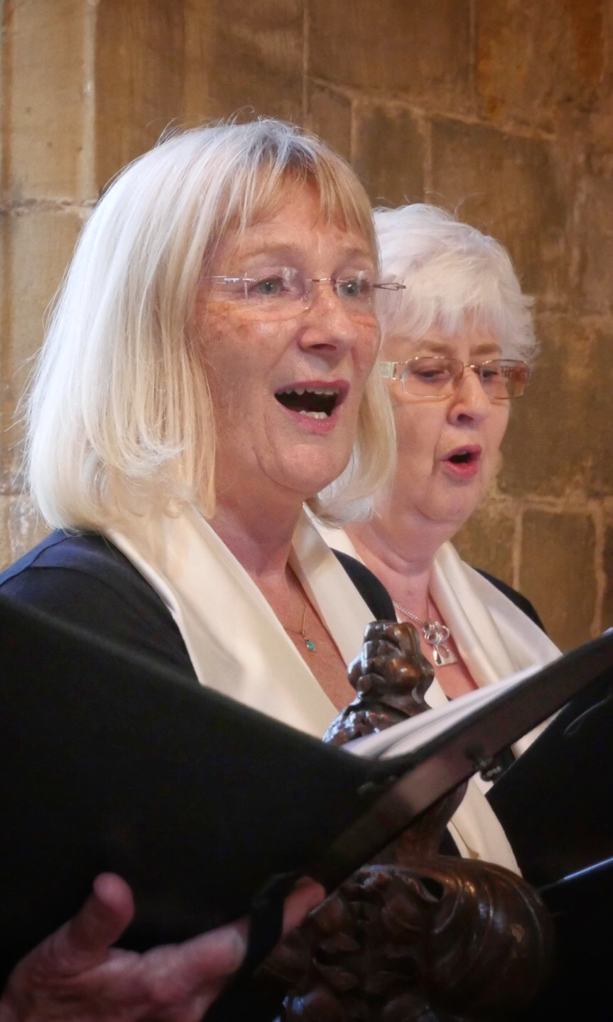 Yorkshire Chamber Choir singers