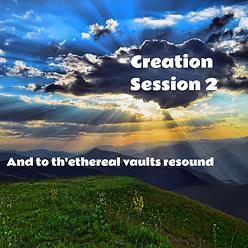 Creation 2 Album cover