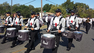 Converse marching band