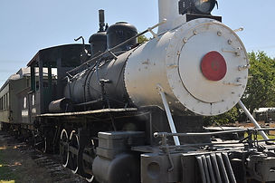 Universal City Train museum